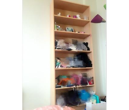 Ikea Bookcase/shelf for sale, like New