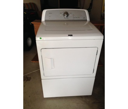 Maytag Bravos Washer/Dryer Set with Smart Sense Technology