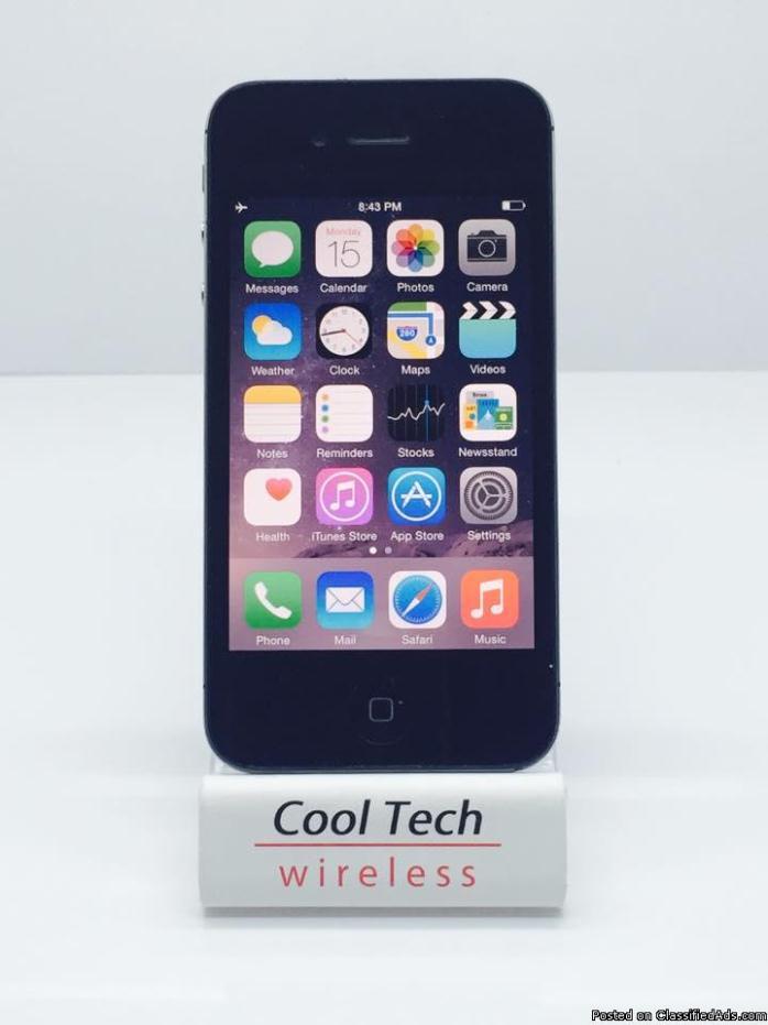 iPhone 4S 32GB GSM Unlocked Excellent