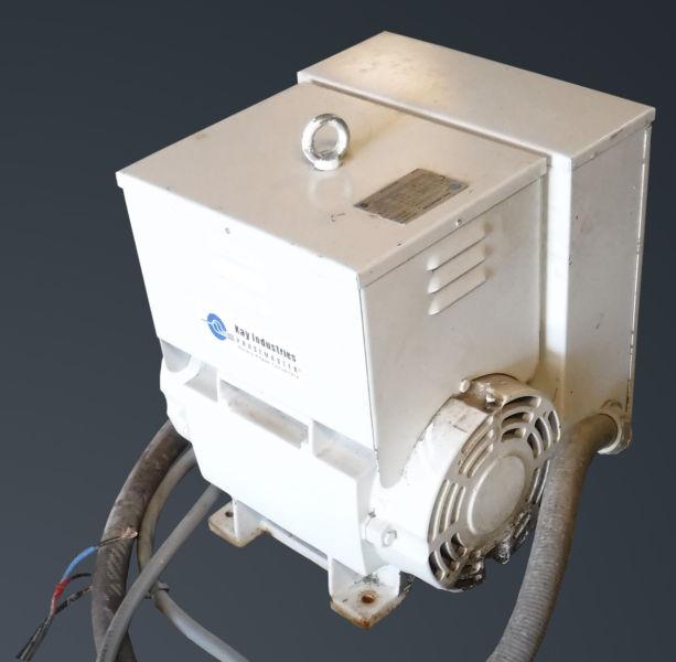 Phasemaster Automatic Rotary Phase Converter