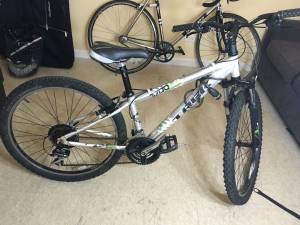 Trek 3700 mountain bike 13