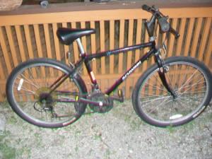 Mens SCHWINN WOODLANDS 21 Speed Mountain Bike