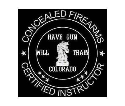 Colorado Concealed Handgun Permit Class in June 2016