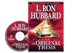 DIANETICS: THE ORIGINAL THESIS- AUDIOBOOK