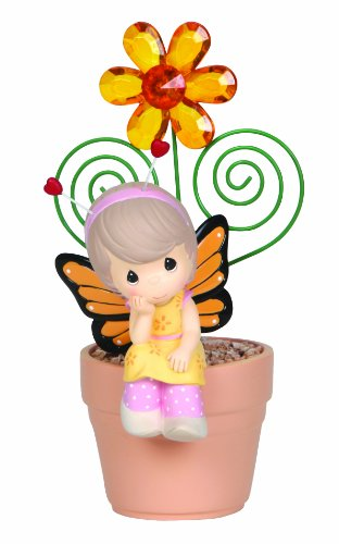 Precious Moments Butterfly Photo Holder