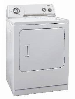 * silver striped dryer whirlpool  ^^