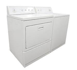 ? @@ Kenmore washer and dryrer combo
