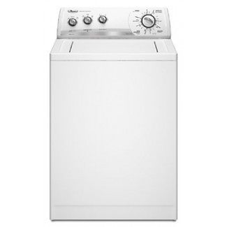 whirlpool silver striped washer