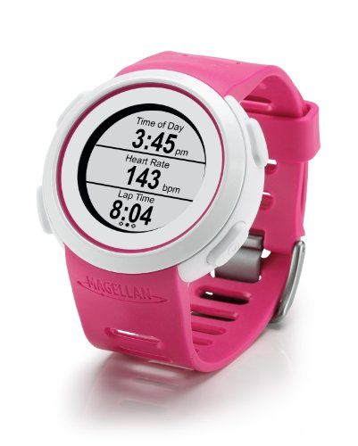 Magellan Echo Smart Sports Watch (Pink)