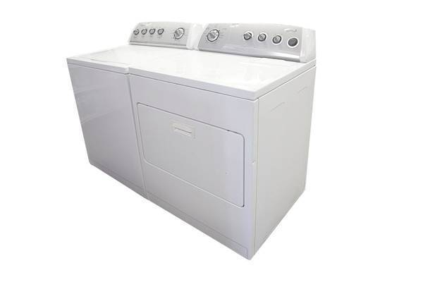 @@ ? Grewy faced whirlpool washer and dryer  ?