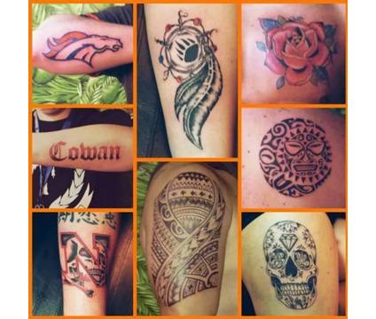 Tattoos: Cash or Trade