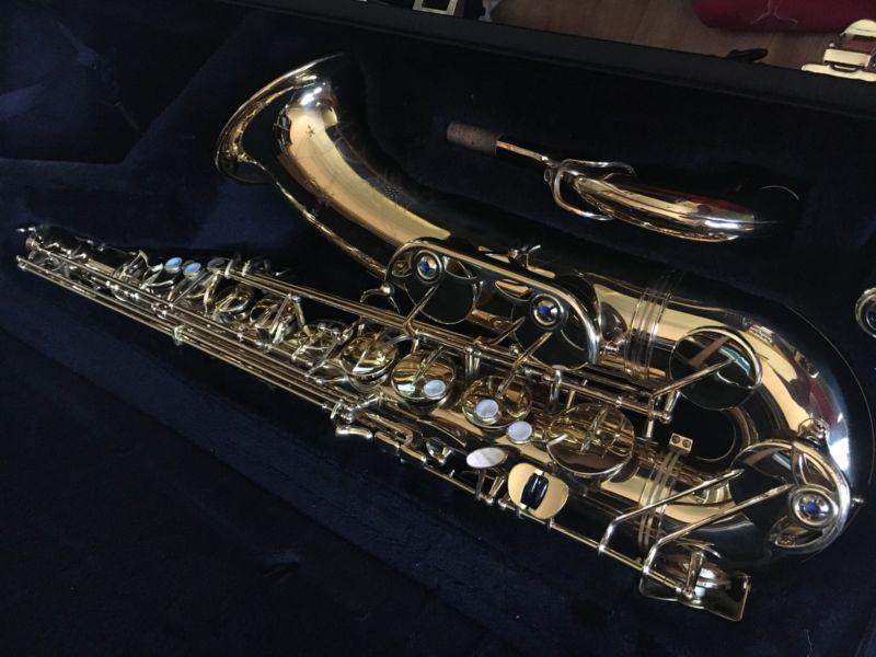 Saxophone Yanagisawa Japan