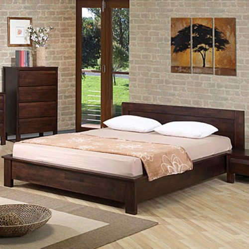Alsa Queen Platform Bed. This Platform Bed Frame Is Perfect For A Bedroom Set In