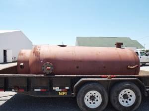 1000 Gallon Air Tank