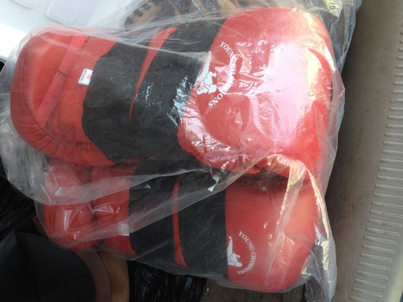 Martial Arts Gloves 2 pair