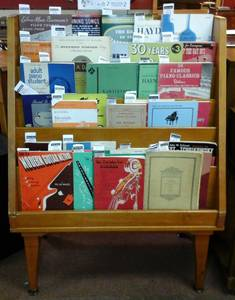 Vintage Sheet Music & Piano Music Books $1.00 and Up! 100+ New Titles!