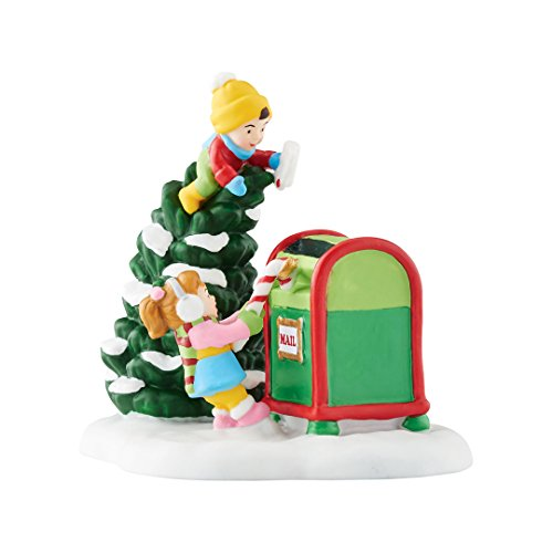 Department 56 Letters To Santa, North Pole