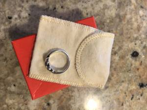 James Avery Two Hearts Ring (Round Rock)