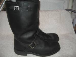 Bates riding boots (Scandia)