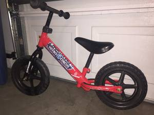 Nitro circus strider bike