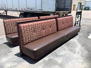 Commercial Restaurant Bench (2245 Highway 80 W Jackson, MS. 39204)