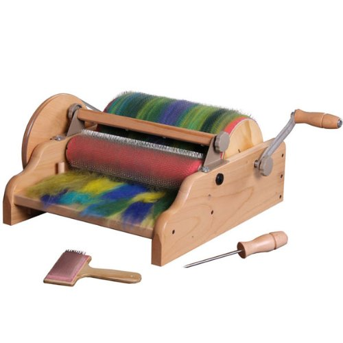 Ashford Drum Carder - Extra Wide