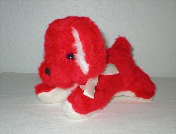 Furry Red Dog