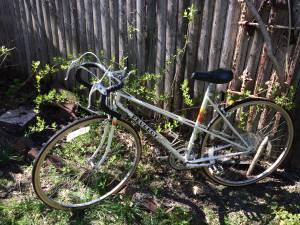 Vintage Ladies Peugeot Road Bike - rides great! (Windsor Terrace)
