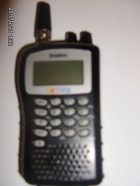 Uniden Nascar Radio.