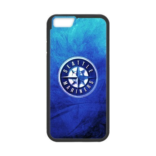 Phone Case & MLB Seattle Mariners Printing for Case Cover For Ipod Touch 5 Case