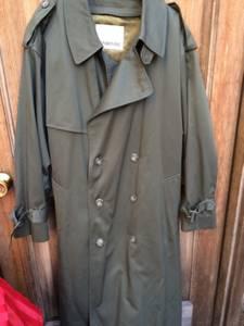 Men's London Fog Rain Coat (Chicago)