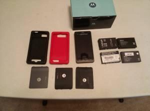 Motorola Droid X2 MB870 w/parts (Charleston)
