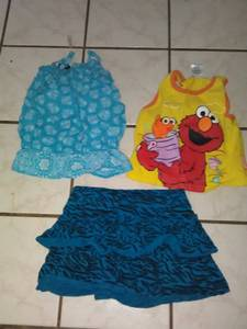 Baby girl clothes (Wilmington)