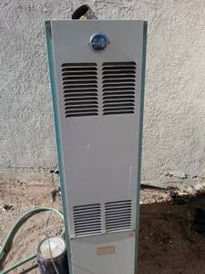 Used furnace (Wyoming & central)