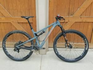 2017 Santa Cruz Tallboy 3 cc xo1 large (Park City)