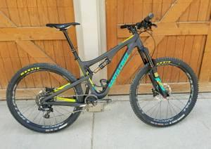 2016 Santa Cruz 5010 cc X01 medium 27.5 (Park City)