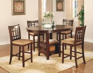 5 piece dining set (local pickup only) - $300 (Delray Beach)