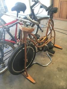 Schwinn Exerciser exercise bike, spin bike (Sachse)