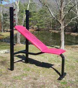Workout Bench (Olivebridge, NY)