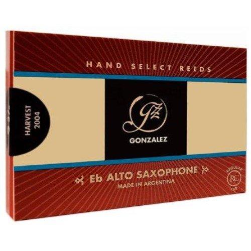 Gonzalez Alto Saxophone Reeds Strength 3