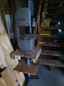 Home craft band saw
