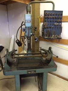 Automotive Machine shop tools (Zillah)
