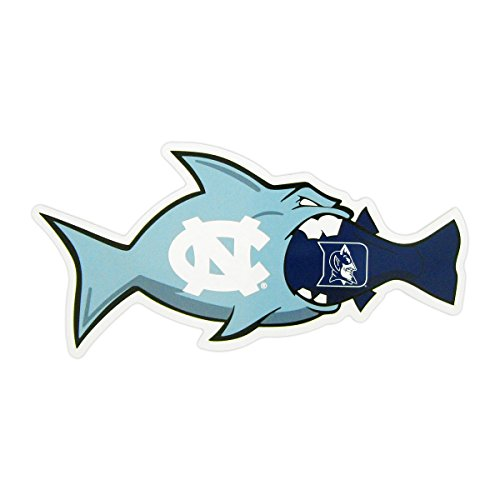 North Carolina Tar Heels (UNC) Large Rival Fish Magnet