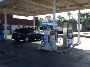 Gas station and rental property for sale (Jackson MS)