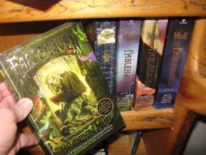 Fablehaven 5 book series (Mt. City)
