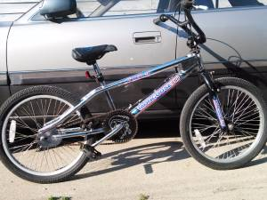 25 year anniversary Mongoose BMX