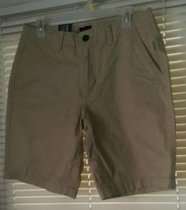 Khaki shorts - size 30 (United States)