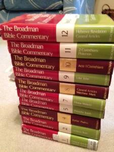 Broadman Commentaries (Collierville)