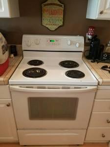 whirlpool stove (washougal)