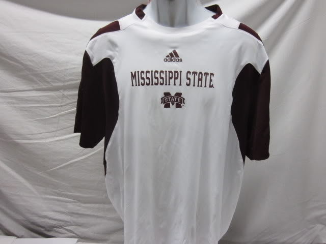 Mississippi State Climalite Scorch Shirt XL